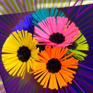 Britehue Paper Flower Burst – Easy DIY