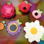 6 Beautiful Paper Flowers