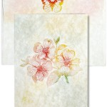 Design Elegant Folded Cards by You with Parchment Card Stock Paper