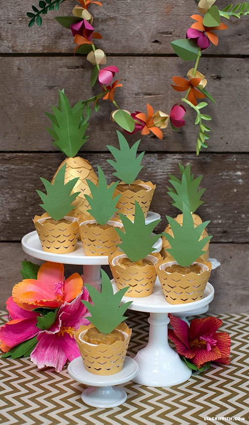 Luau_Party_Pineapple_Cupcake_WrappersLG