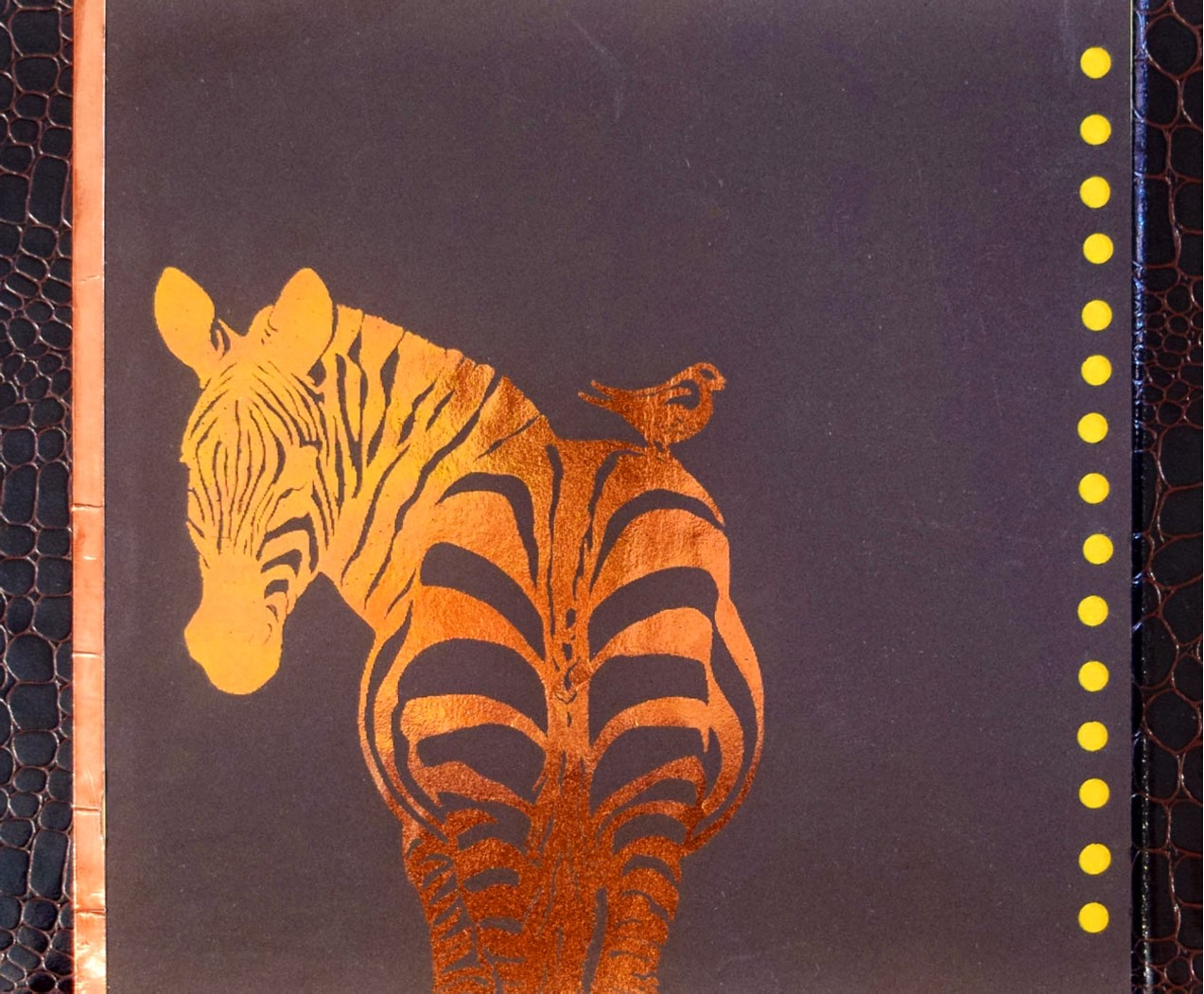 zebra mini album - tutorial part 1 - P Papers Back Inside CoverCROP - Zebra Mini Album – Tutorial part 1