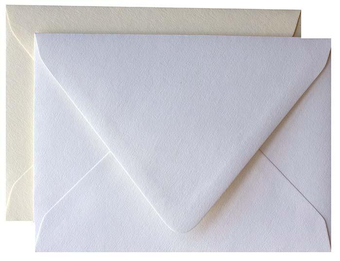 euro flap envelopes - A Brockway EuroEnv Combo - Euro Flap Envelopes