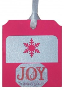 Gift Tags – Fast and Easy DIY – Gift Card Tag Holders