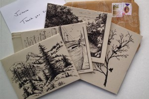 How Old Green became new – Paper and art
