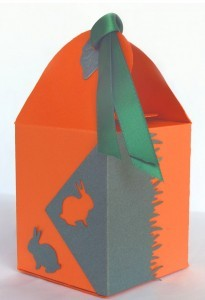 DIY Cardstock paper ideal for handmade candy box