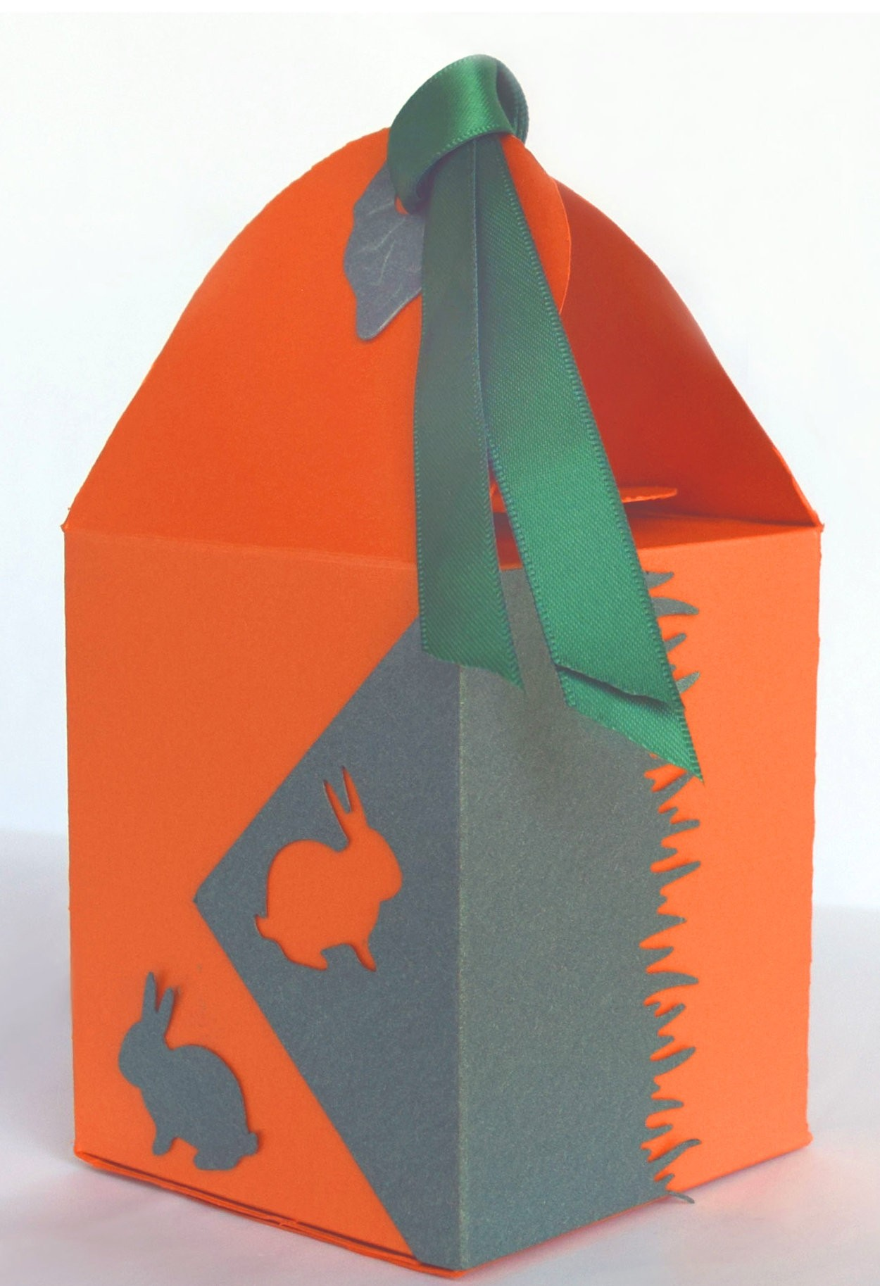 gift box made from cardstock
