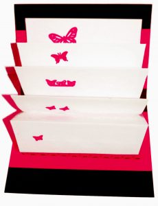 Cardstock and Envelopes for DIY Box of Memories