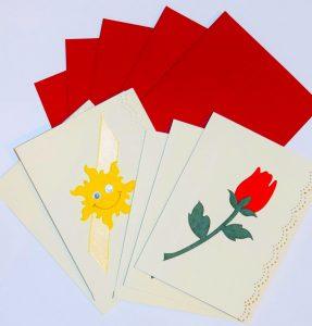 DIY Envelope Box for Mother's Day