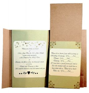 eco friendly paper invitations eco-friendly paper for celebrating life's special moments - Paper Papers Weddings 2 cards open web colored colored 286x300 - Eco-friendly Paper for celebrating life's special moments