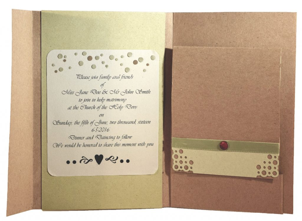eco-friendly paper invitations eco-friendly paper for celebrating life's special moments - Paper Papers Weddings 2 open card a web 1024x748 - Eco-friendly Paper for celebrating life's special moments