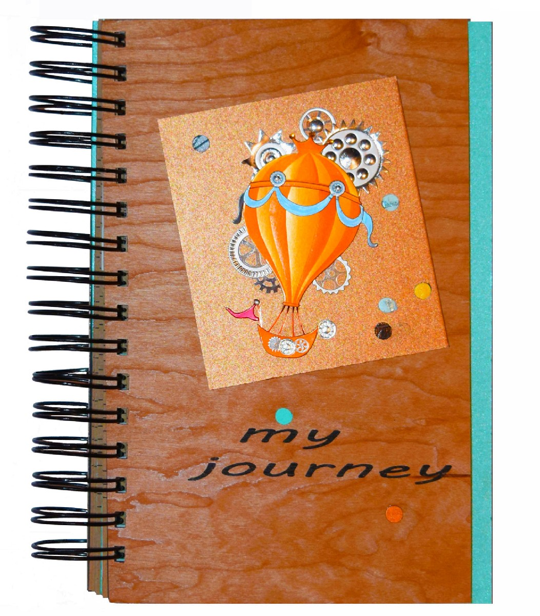 my journal - brown bag paper and more - 1Paper Papers My Journal Wood Paper 3a web - My Journal – Brown Bag Paper and more