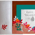 Love Giving Thanks with Beautiful Cardstock