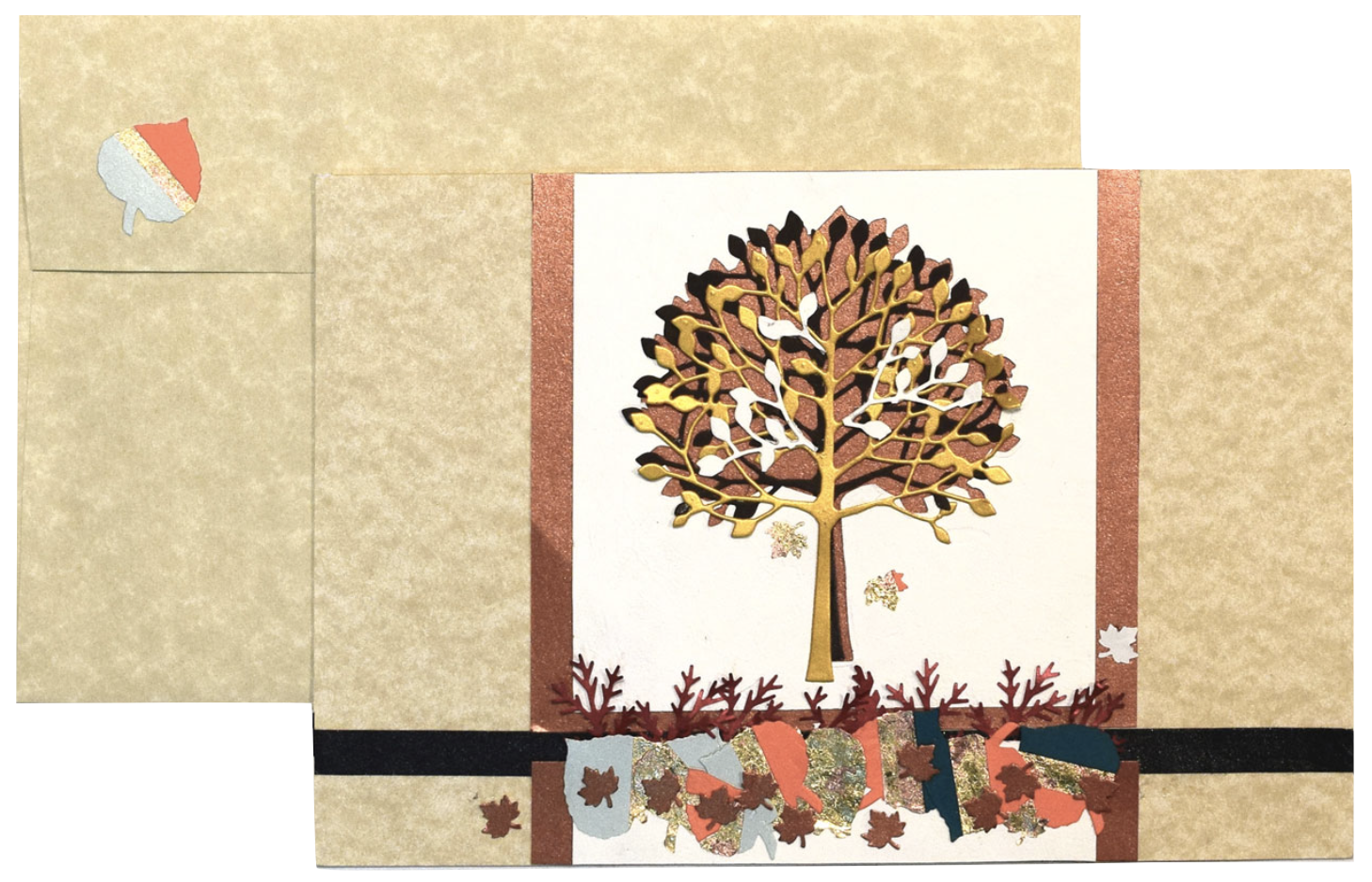Festival Fall Card 1