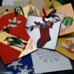 Holiday Paper Christmas Tags