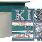 St. Patrick's Day DIY Kiss Me Card