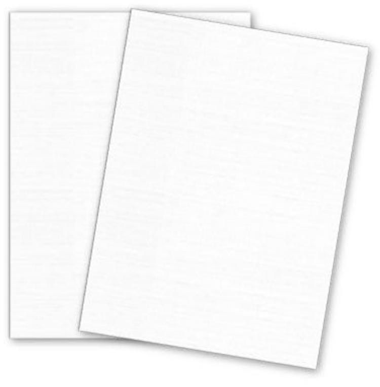 Mohawk Linen Pure White