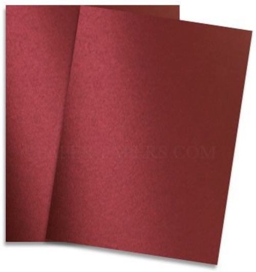 PaperPapersRedSatin80text