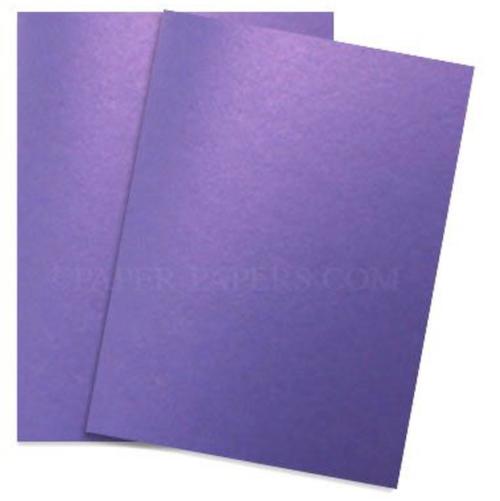 PaperPapersShineVioletSatin