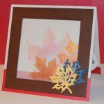 Leafy Autumn Card