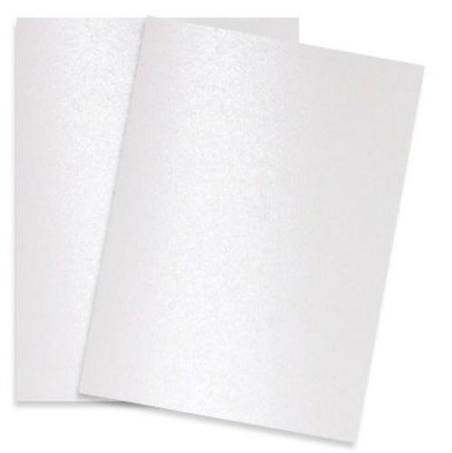 Shine Pearl White Text