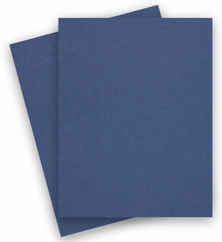 PaperPapersCuriousMetallicElectricBlue