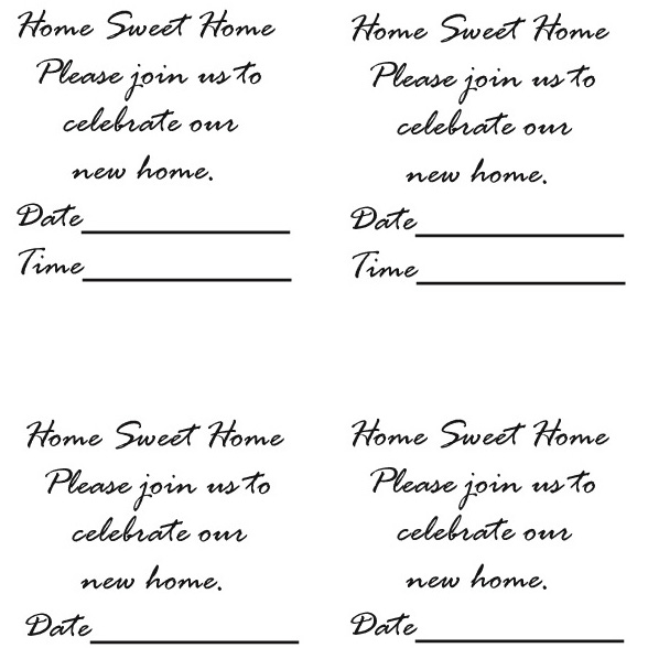 paper invitations - PaperPapersInvitations19 - Paper Invitations