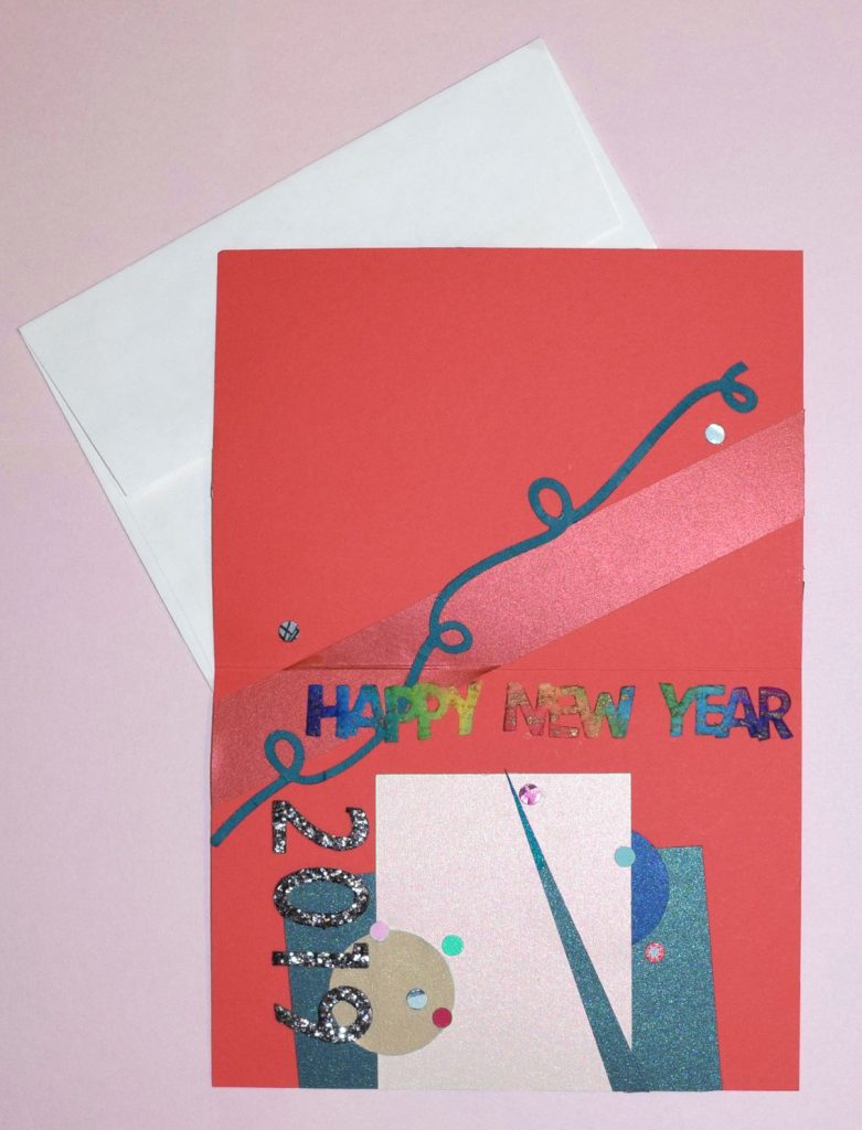 PaperPapersNewYearCelebrationCard03