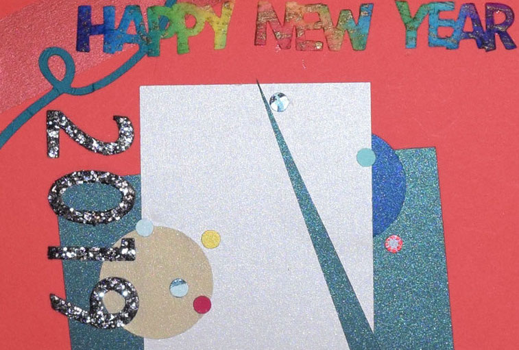 PaperPapersNewYearCelebrationCard06