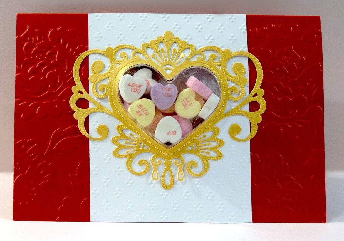 valentine's day paper card - PaperPapersValentinesDayCard04 - Valentine's Day Paper Card