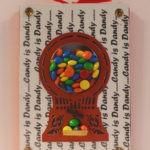 Paper Candy Machine