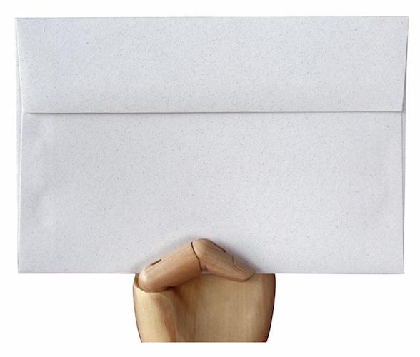 PaperPapersCrushWhiteCornEnvelope