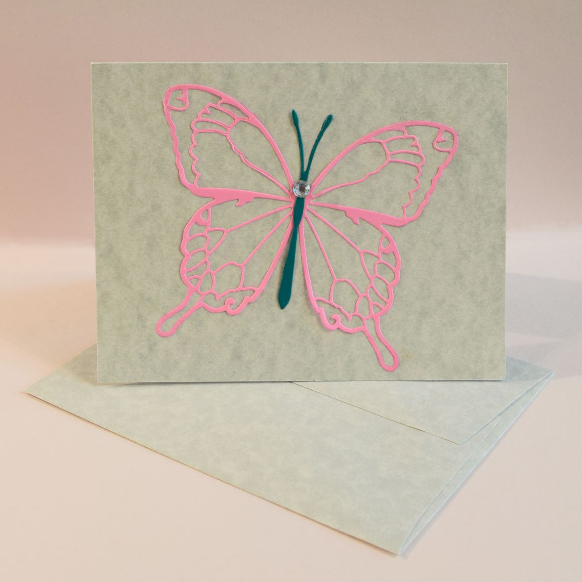 paper butterfly notecards - PaperPapersButterflyNotecards03 - Paper Butterfly Notecards