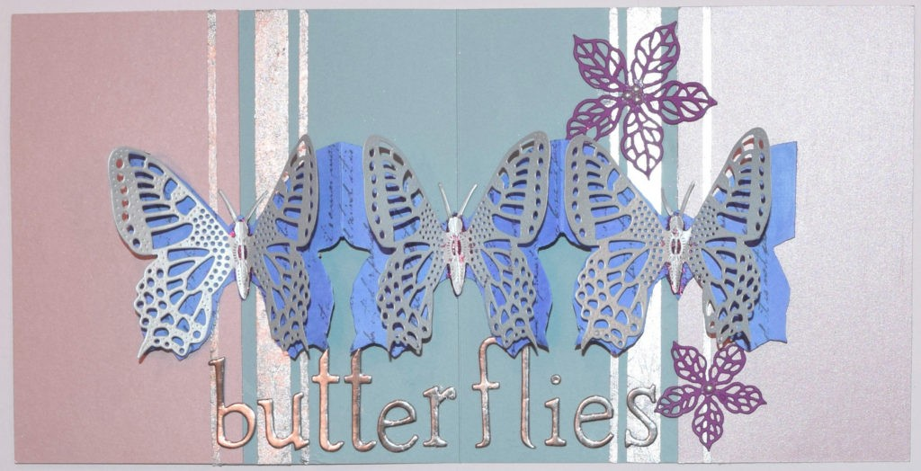 PaperPapersButterflyPopupPaperCard02