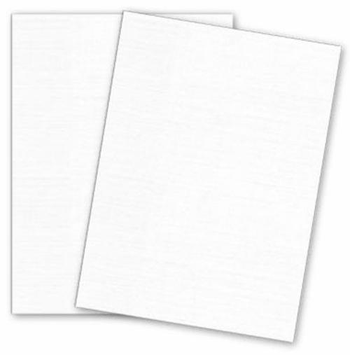 PaperPapersMohawkViaLinenPureWhite