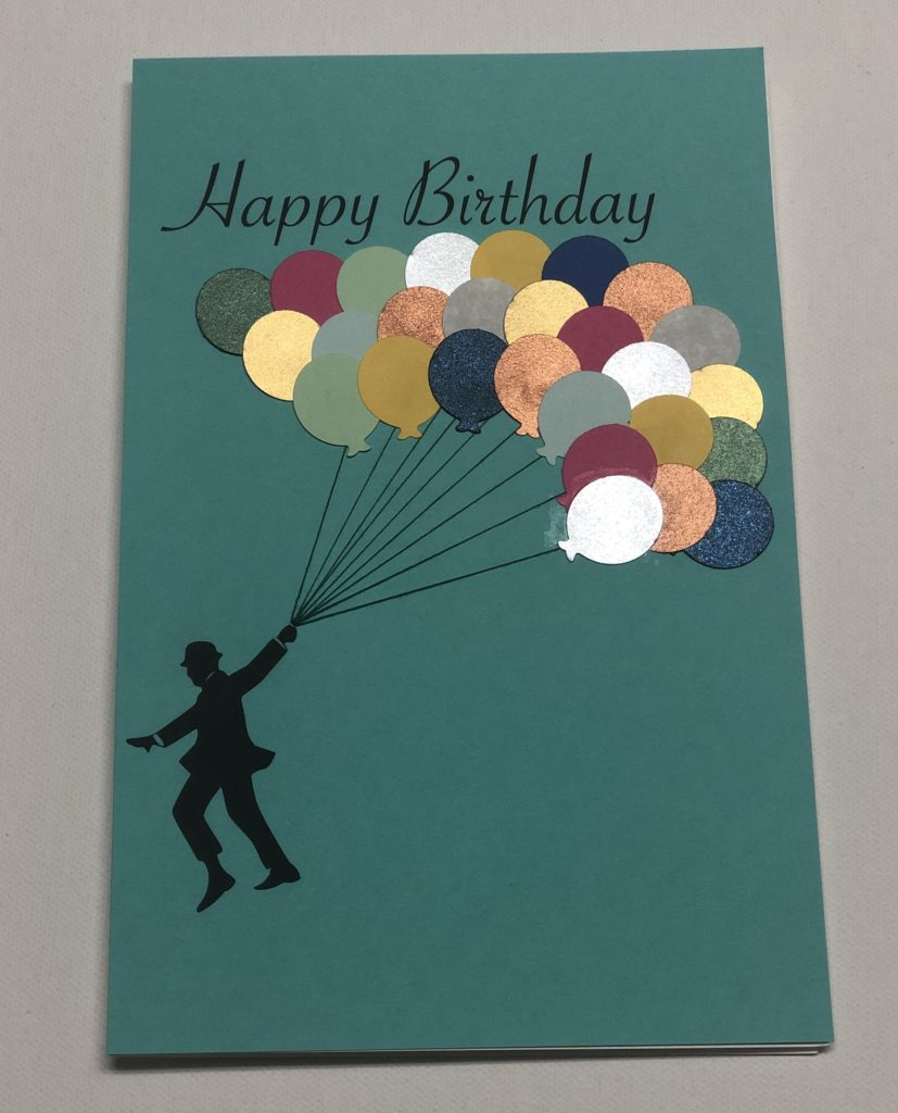 Happy Birthday Card - PaperPapers Blog