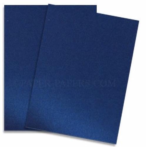 PaperPapersShineBlueSatin