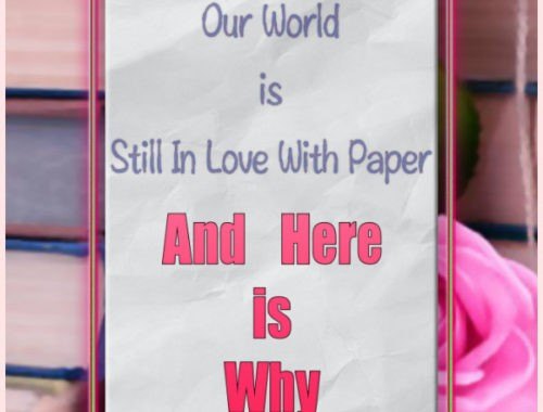 The love of Paper in our World